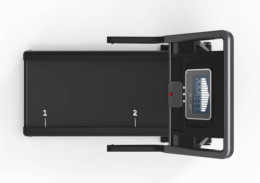 Come prendere le misure per il nastro di ricambio treadmills